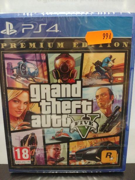 GTA 5 gra ps4 (grywanda.pl)
