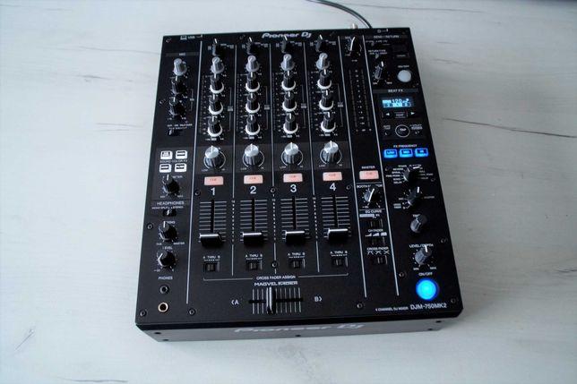 Pioneer DJM 750 MK2 Gwar. Skup Zamiana CDJ/XDJ/700/800/850/900/2000