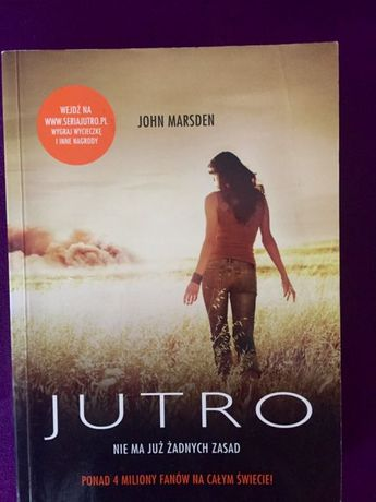 Książka JUTRO