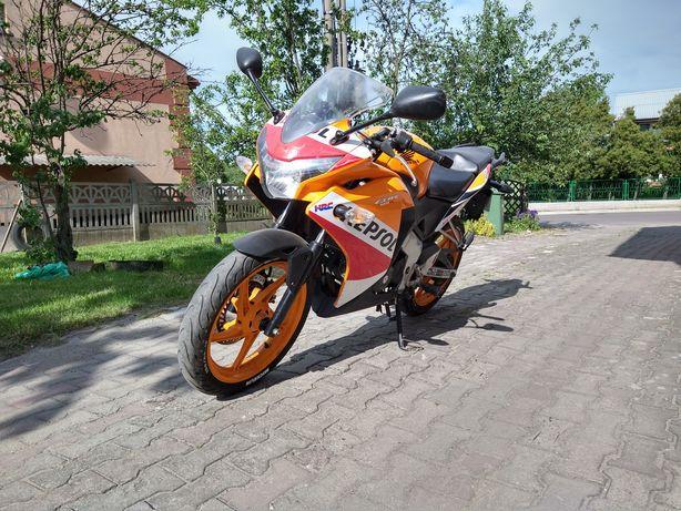 Honda CBR 125r JC50 Repsol