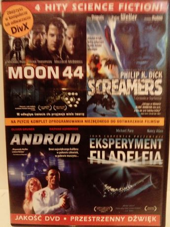 Filmy Moon 44 Screamers Android Eksperyment Filadelfia DivX