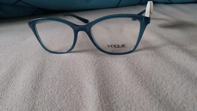 Okulary oprawki VOGUE kocie oko