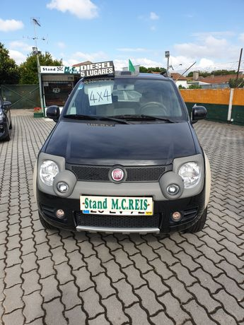 Vendo Fiat Panda  4x4  2011