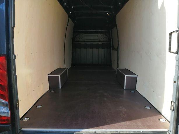 Iveco L4H3 Zabudowy pak w autach dostawczych KNAUTECH