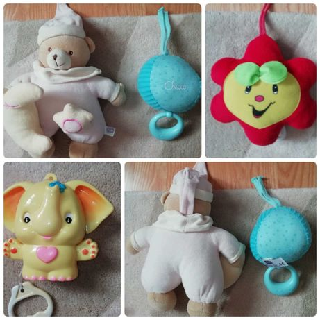 Музыкальные игрушки для малышей.