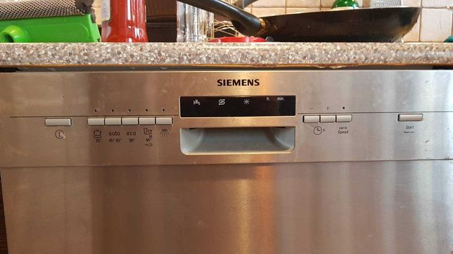 zmywarka 60 cm - Siemens SN45M504 - Made in Germany - stan bdb