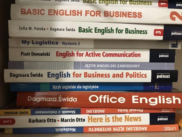 Nauka języka angielskiego dla handlowców i studentów zarządzania