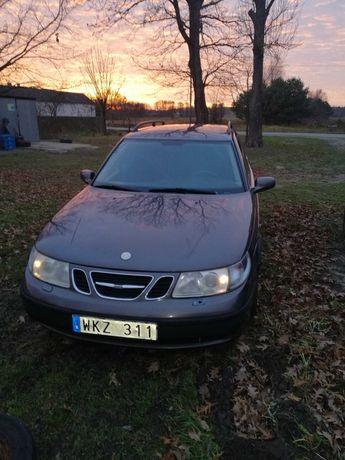 Saab 9-5 95 2.2 TID 240 tys Szwecja