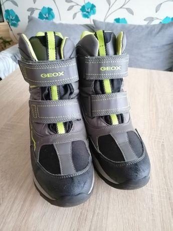 Kozaki, buty zimowe Geox Respira r. 39
