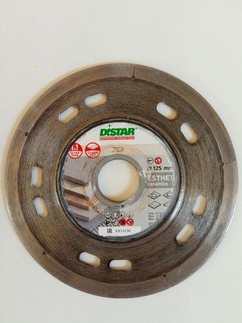 ультратонкий алмазный диск Distar Esthete диаметр 125 мм толщина 1.1 м
