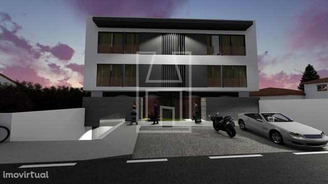 Terreno para prédio com projeto aprovado