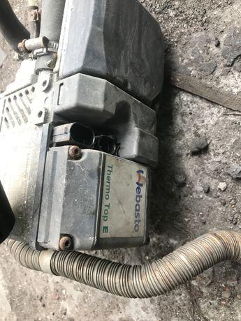 Webasto Thermo Top E kompletne benzyna