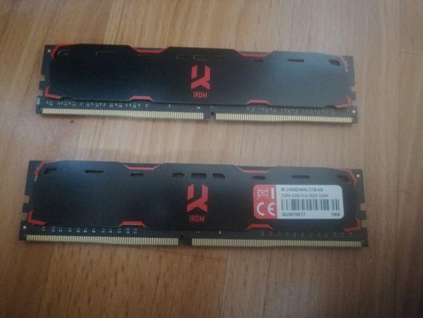 Pamięci RAM GoodRam IRDM DDR4 IRDM 8GB DDR4 2400mHz