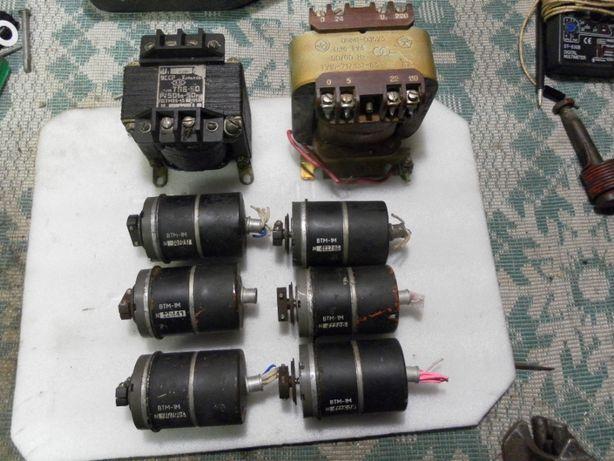 Вращающийся трансформатор ВТМ-1М.