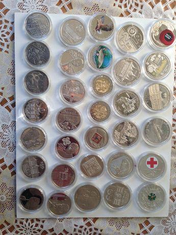 Продам монети України