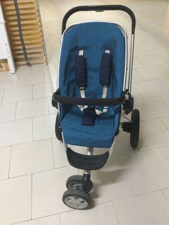 Carrinho de bebe quinny buzz - passeio