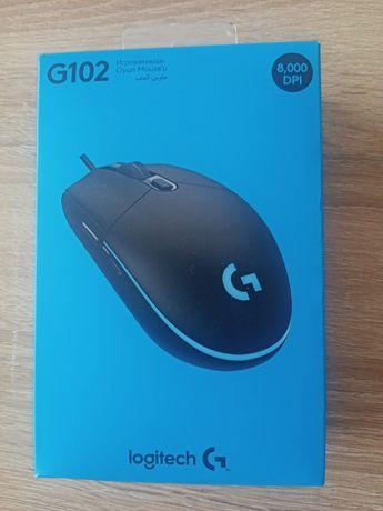 NOWA Mysz logitech G 102