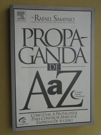 Propaganda de A a Z de Rafael Sampaio