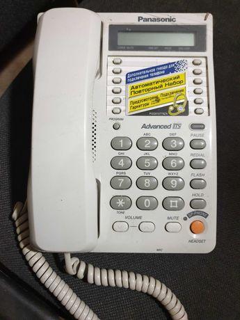 Стационарный кнопочный телефон Panasonic KX-TS2365RUW