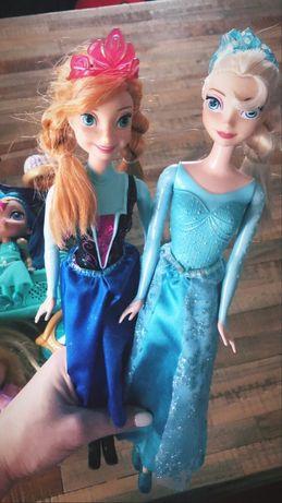 Kraina lodu Anna i Elza lalki Mattel
