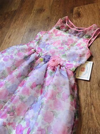 Нарядное платье Marmellata Wojcik MAYORAL zara h&m 10-12 лет