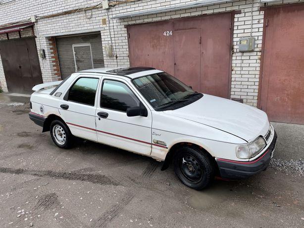 В разборе форд сиерра/сиера/sierra 90 год 2.3 дизель