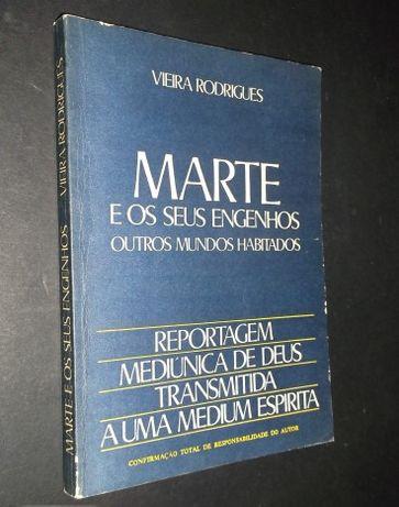 Rodriges (Vera);Marte e os Seus Engenhos,Reportagem Mediúnica de Deus