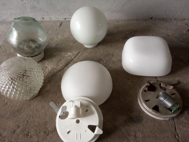 Lampy zewnętrzne 3 sztuki Cena 45 zł