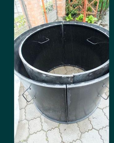 Продам форму для виготовлення колодязьних колець