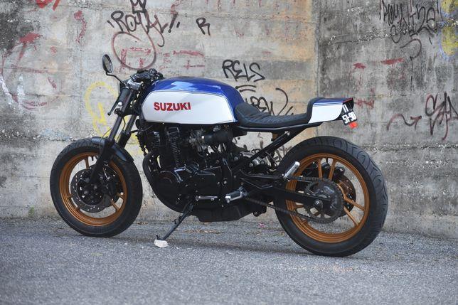 Suzuki gsx Cafe racer