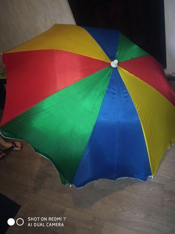 Продам пляжный зонт
