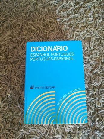 Dicionário de Espanhol- Português Português- Espanhol