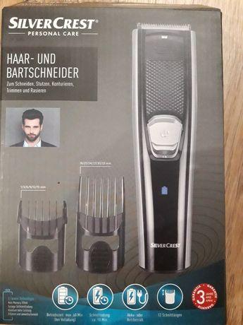 Машинка ,,Silver crest,,для стрижки волос и бороды.