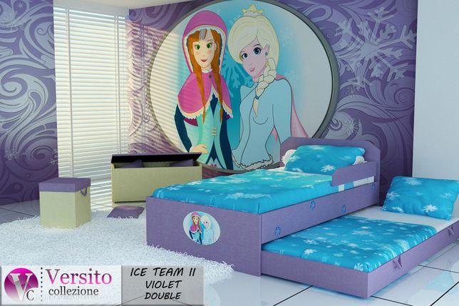 Wyjątkowe łóżko piętrowe dla dzieci,wysuwane,2 materace w cenie. Raty