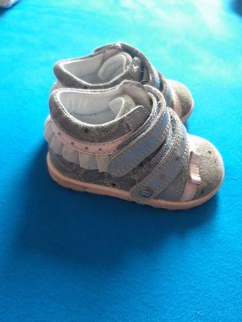 Buty, buciki dla dziewczynki, jesień, wiosna r.19 (11,5 cm)
