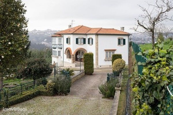 Quinta com 59000m2 - 3 Casas - Grande Potencial - Oliveira de Azeméis