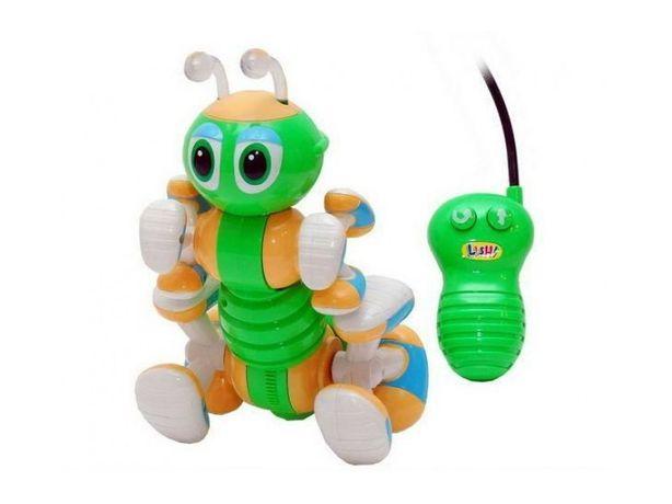 Робот-муравей, радиоуправляемая интерактивная ирушка LISHI TOYS PISMIR
