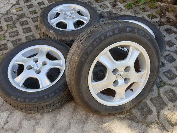 """Felgi aluminiowe Aluett 15"""" 4x108 Peugeot Citroen Audi 80"""
