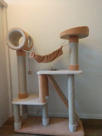 Котячий игровой комплекс