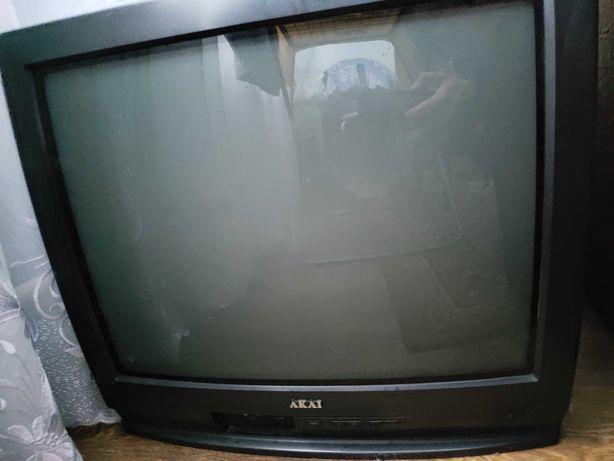 отдам телевизор AKAI за небольшую плату