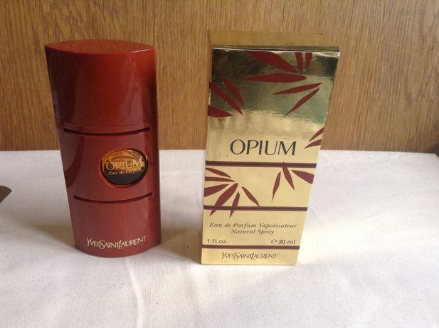 "Yves Saint Laurent ""Opium""- туалетная вода 30мл, винтаж, оригинал!"