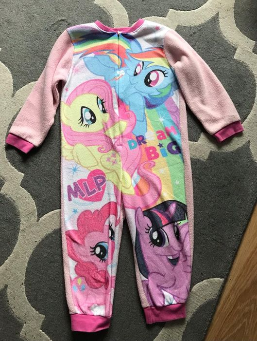 Piżama onesie My little Pony, rozm. 4-5 lat Toruń - image 1