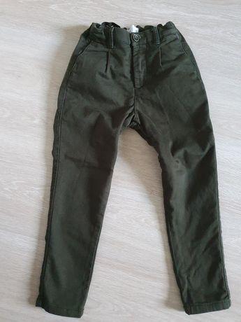 Spodnie Zara r. 116