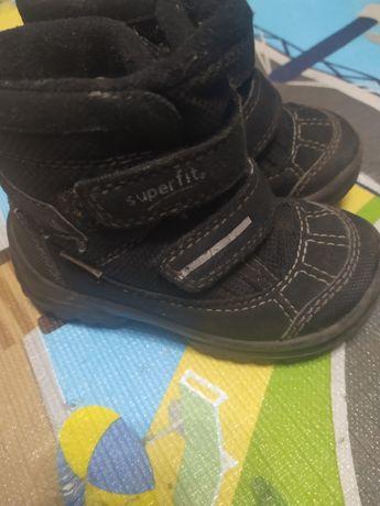 Демисезонные ботинки super fit, босоножки