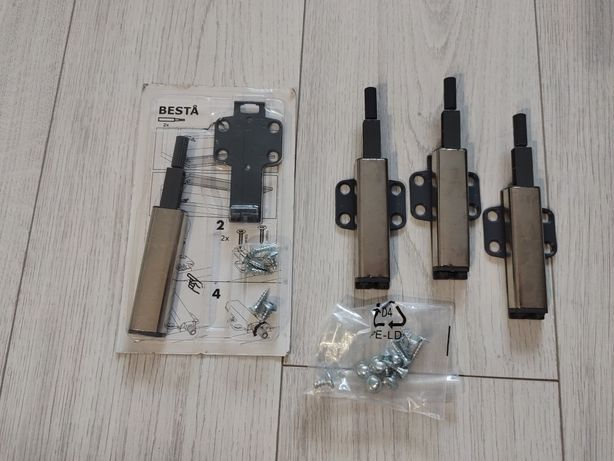 Ikea Besta odpychacz click na nacisk do mebli