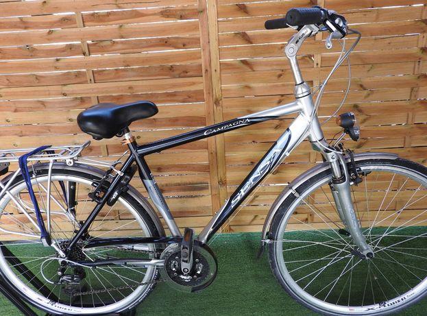 Rower męski Senso Campanga . H 52. I inne rowery z Holandii