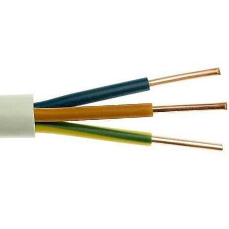 Przewód okrągły YDY 3x2,5 750V / 100mb NKT
