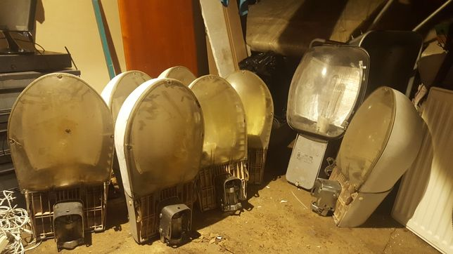 Sprzedam Lampy Uliczne 250W