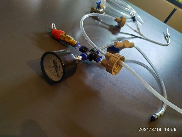 CO2 w akwarium, metoda z sody, nie bimbrownia, wersja LUX