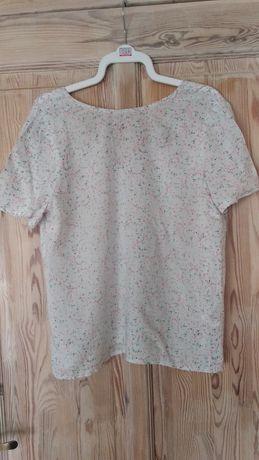 Biała bluzka rozmiar S/M